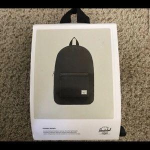 Herschel daypack packable